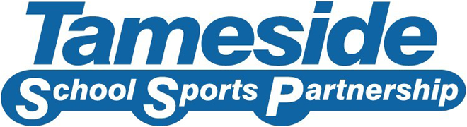 Tameside School Sports Partnership logo