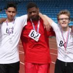N. West Regional Disabilty Athletics Champ