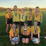 Tag Rugby victory for St Paul's!